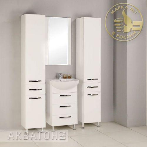 Мебель для ванной комнаты Акватон Ария 50 Н