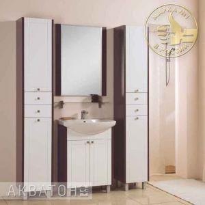 Мебель для ванной комнаты Акватон Альпина 65
