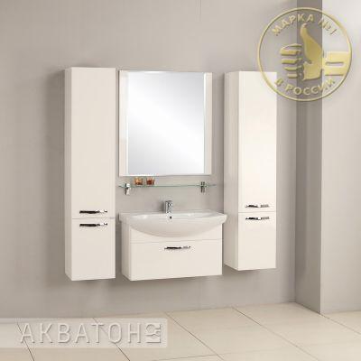 Мебель для ванной комнаты Акватон Ария 80