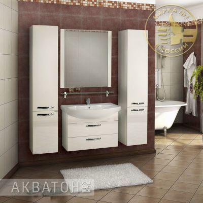 Мебель для ванной комнаты Акватон Ария 80 М