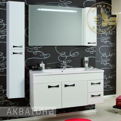Мебель для ванной комнаты Акватон Диор 120