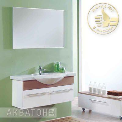 Мебель для ванной комнаты Акватон Логика 110