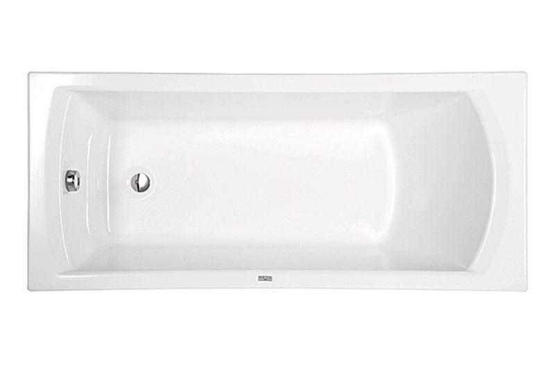 Акриловая ванна Santek Монако XL170×75 без гидромассажа