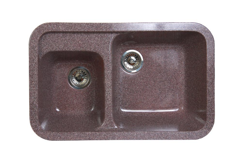 Мойка из искусственного камня Fosto КМ 84-53