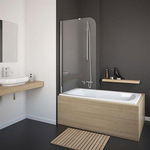 Шторка для ванны Radaway Torrenta PNJ 80x150