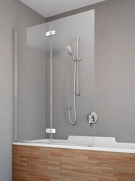 Двутворчатая шторка для ванны Radaway Fuenta New PND