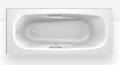 BLB Стальная ванна  Universal Anatomica 170х75