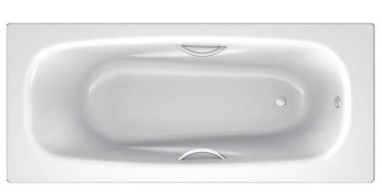 BLB Стальная ванна  Universal Anatomica HG 170х75  с ручками