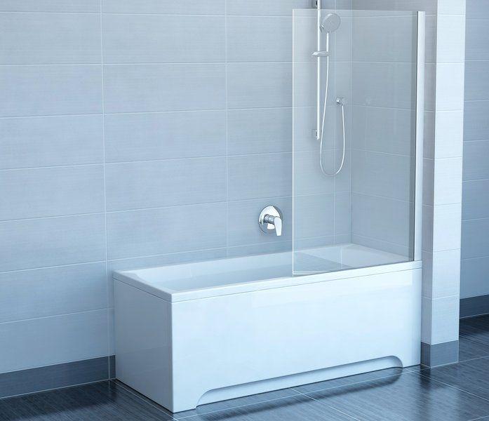 Шторка для ванны Ravak CVS1 80 см
