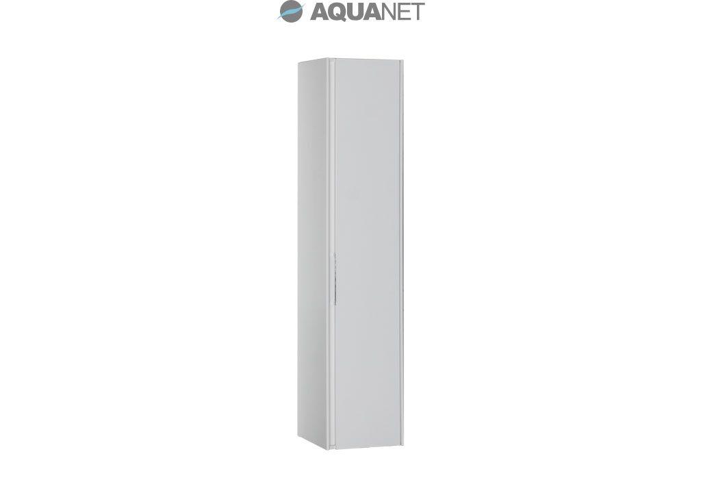 Пенал Aquanet  Тулон 40 цвет белый (183390)