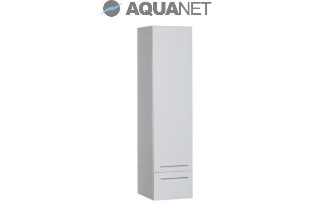 Пенал Aquanet  Нота 40, подвесной, цвет белый (165407)
