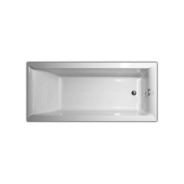 Ванна акриловая Vagnerplast Veronela 180x80