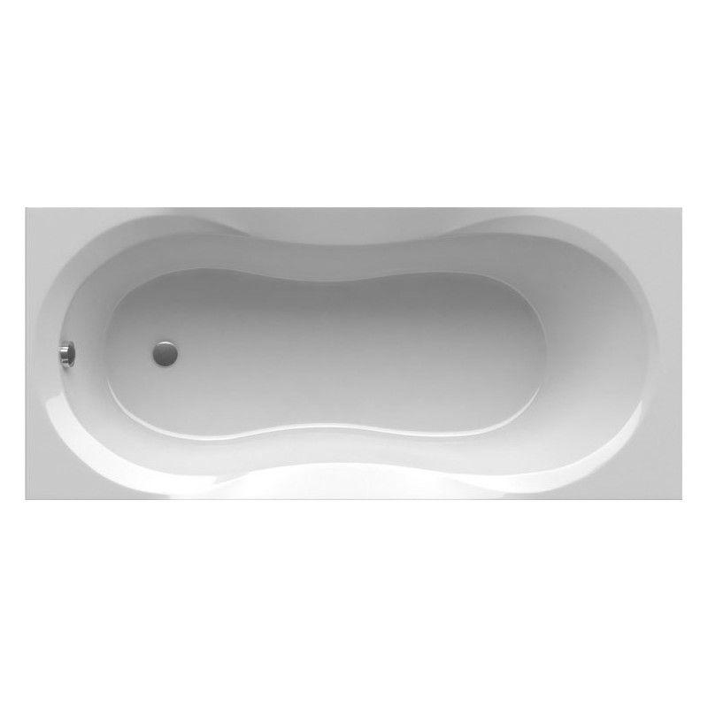 Акриловая ванна Alpen Mars 110x70 без гидромассажа