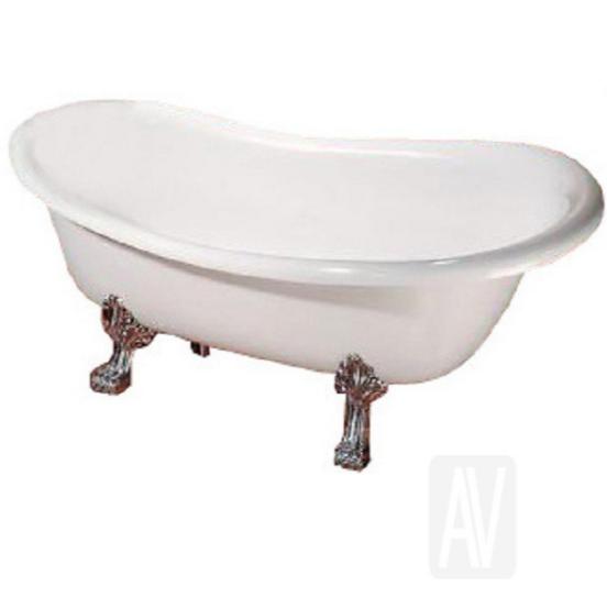 Акриловая ванна Alpen Rectime 175x76 без гидромассажа