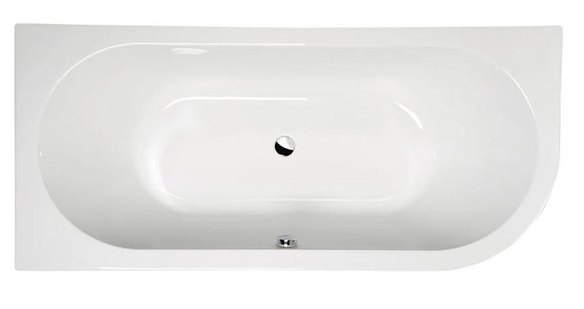 Акриловая ванна Alpen Viva 175x80 L без гидромассажа