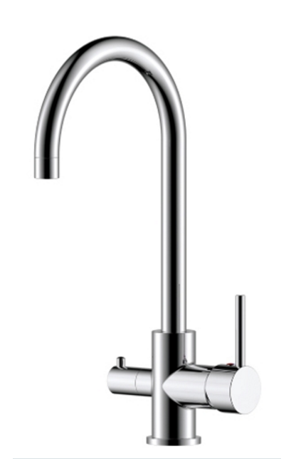 Смеситель Rossinka Z35-28 для кухни с подключением к фильтру с питьевой водой